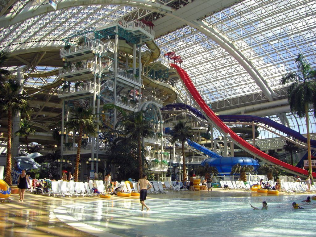 indoor wasserpark