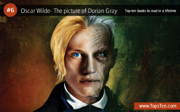 a thesis on the picture of dorian gray